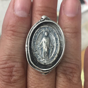 Immaculate Conception Ring