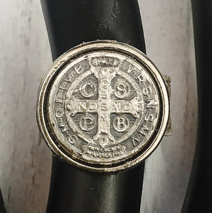 Large St. Benedict Ring