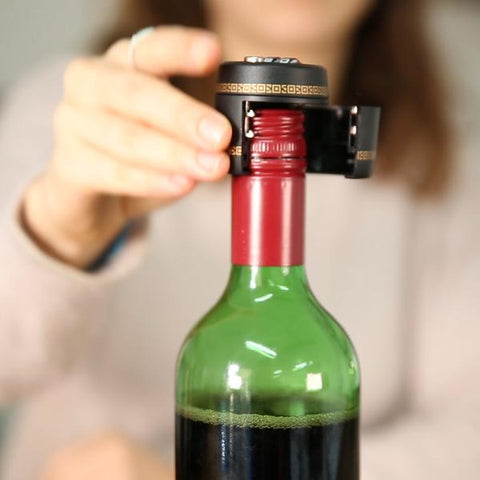 Naierdi™ Wine Bottle Password Lock | Buy 1 & Get A FREE Wine Bottle Pourer