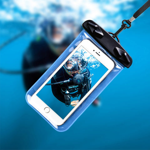 Aolikes™ Waterproof Mini Swimming Bag For Smartphones