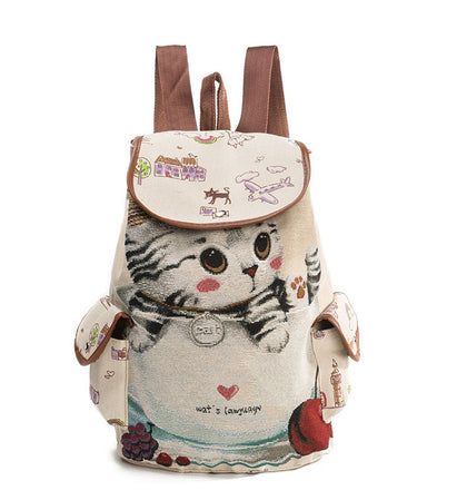 Backpack for Cat Lovers