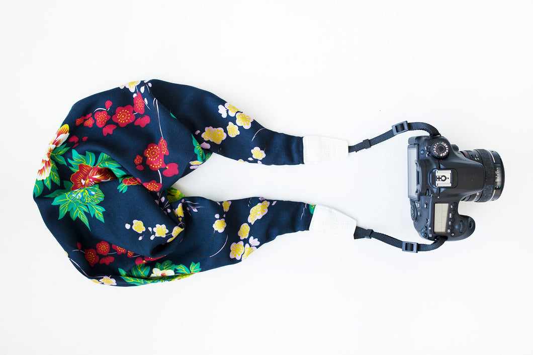 Deluxe Blend DSLR Scarf Strap - Miss Paradiso
