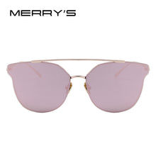 MERRY'S Women Cat Eye Sunglasses Classic Brand Designer Sunglasses S'8089 - Clucco