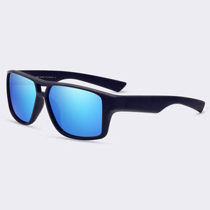 AOFLY Polarized Sunglasses Mens Cool Vintage Brand Design Male Sunglasses Polaroid lenses Goggles Shades Oculos Masculino AF8030 - Clucco