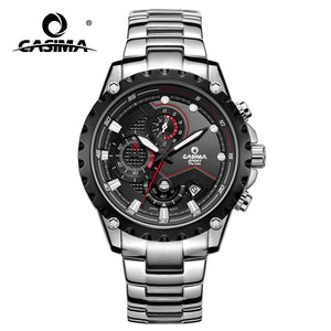 CASIMA men wrist watch sport men watches fashion quartz watch luminous waterproof watch men multifunction relogio mascul # 8203 - Clucco