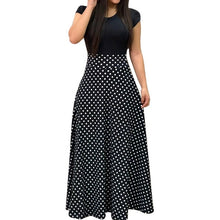 LASPERAL 2018 Women Formal Stretch Pencil Work Dresses Summer Short Sleeve Bodycon Party Dress Casual Printed Office Midi Dress - Clucco