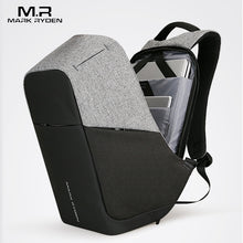 Mark Ryden Multifunction USB charging Men 15inch Laptop Backpacks For Teenager Fashion Male Mochila Travel backpack anti thief - Clucco