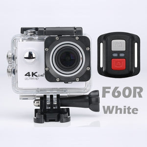 WIFI Waterproof Action Camera Cycling 4K camera Ultra Diving  60PFS kamera Helmet bicycle Cam underwater Sports 1080P Camera
