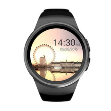 LEMFO KW18 Smart Watch Men Support SIM TF Card Bluetooth Call Heart Rate Pedometer Sport Modes Smartwatch For Android IOS - Clucco