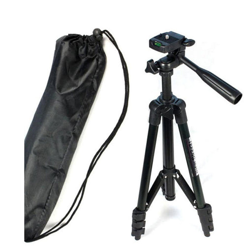 2016 High Quality Stick Portable Universal Standing Tripod For Sony For Canon For Nikon For Olympus Camera High Quality