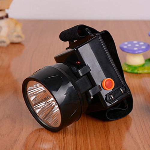 Five Headlights High Efficiency LED Rechargeable Head Light