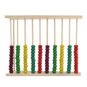 Wooden Abacus Educational Toy for Kids Children