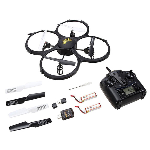 Holy Stone U818A Drone with 720P HD Camera