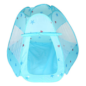 Small Children/Baby Play Tent / Blue or Pink