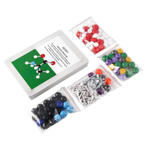 Molecular Model Kit (86 Atoms and 153 Bond Parts)