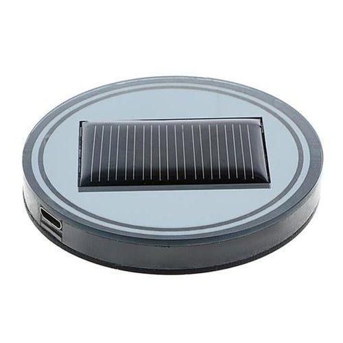 Solar LED Cup Holder Lights 2Pack