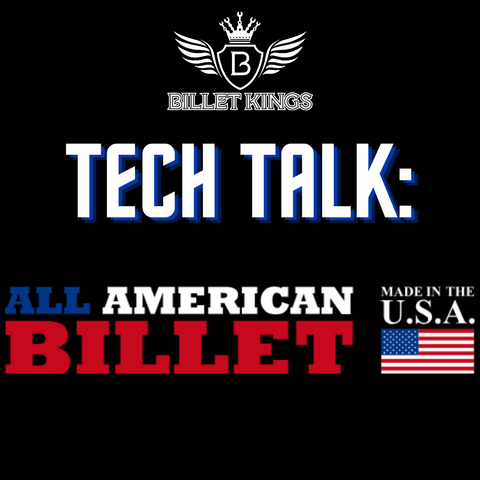 Tech Talk: All American Billet - The Patriotic Look