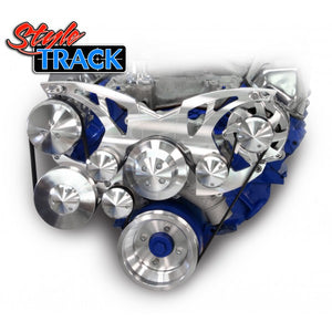 March Performance Ford Big Block Style Track Serpentine Kit