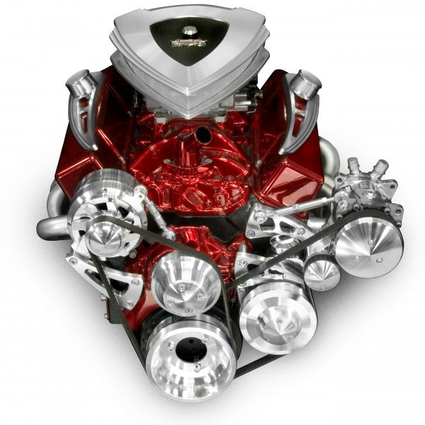 Small Block Chevy Ultra Mid Mount All Inclusive Kit