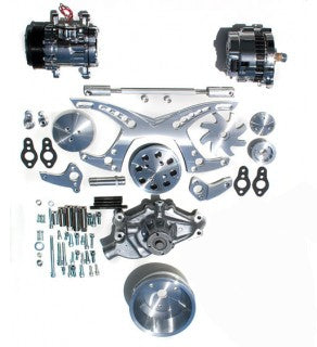 March Performance Chevy Big Block Revolver Serpentine Kit