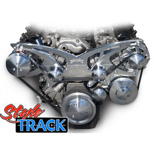 March Performance Chrysler 5.6L 6.1L HEMI Serpentine Kit