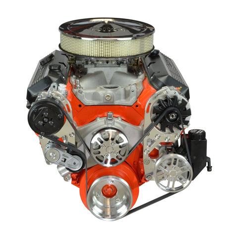 Concept One Chevy Big Block Driver Series Serpentine Kit