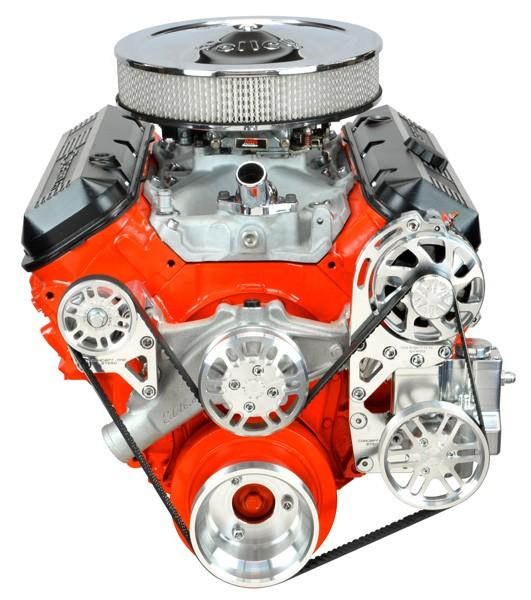 Concept One Chevy Big Block Victory Series Serpentine Kit