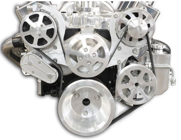 Small Block Chevy S-Drive All Inclusive Kit
