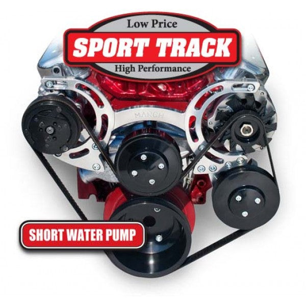 Small Block Chevy Sport Track Economy All Inclusive Kit