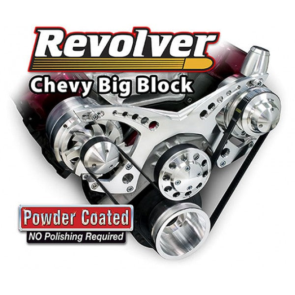 Big Block Chevy Revolver All Inclusive Kit