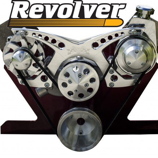Small Block Chevy Revolver All Inclusive Kit