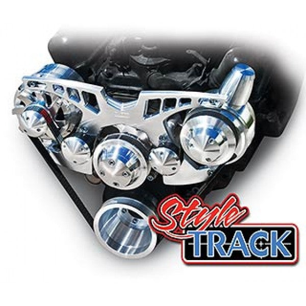 Chrysler Small Block Style Track All Inclusive Kit