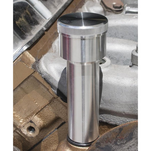 Oldsmobile Oil Filler Tube - Billet Kings