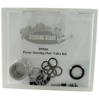 Power Steering Pump Pressure-Reducing Kit