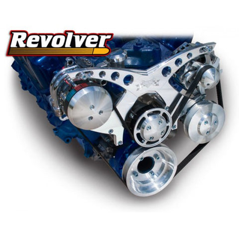 Ford Small Block Revolver - Billet Kings