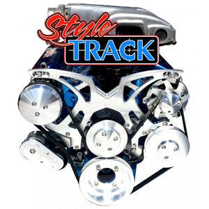 Ford Small Block Style Track - Billet Kings