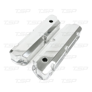 Ford Small Block Aluminum Valve Covers w/ Breather Holes