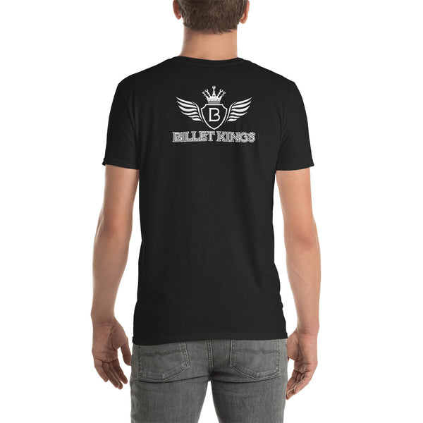 Billet Kings Black T-Shirt - Billet Kings