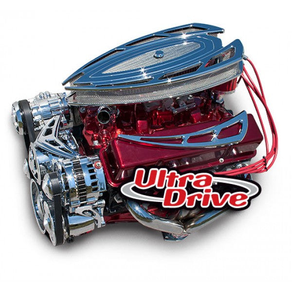 March Performance Chevy Small Block Ultra Drive Serpentine Kit