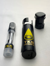 Load image into Gallery viewer, TKO vape cartridge tubes