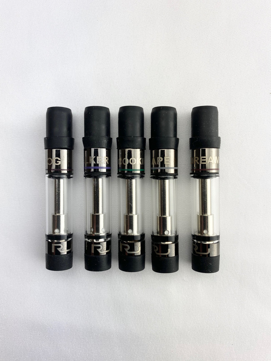 Rove Vape Cartridges 0.8ml (100 units)