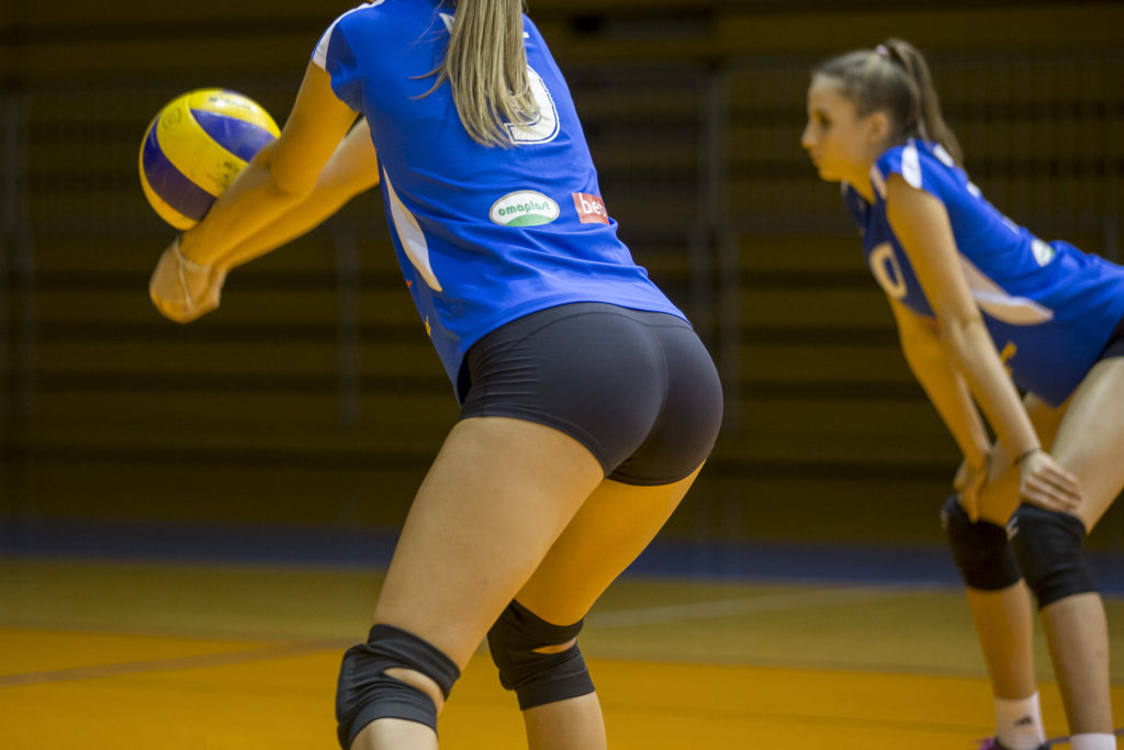 Full Commando Pro Volleyball Shorts