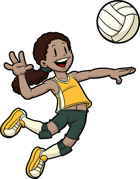 The Opposite, also known as the Right-Side Hitter, is located on the right front side of the court and must hit the ball on the court from the right-side angle.
