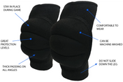 Full Commando Knee Pads
