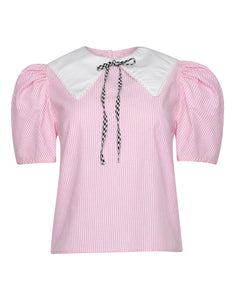 WENDY Blouse in Candy Stripe