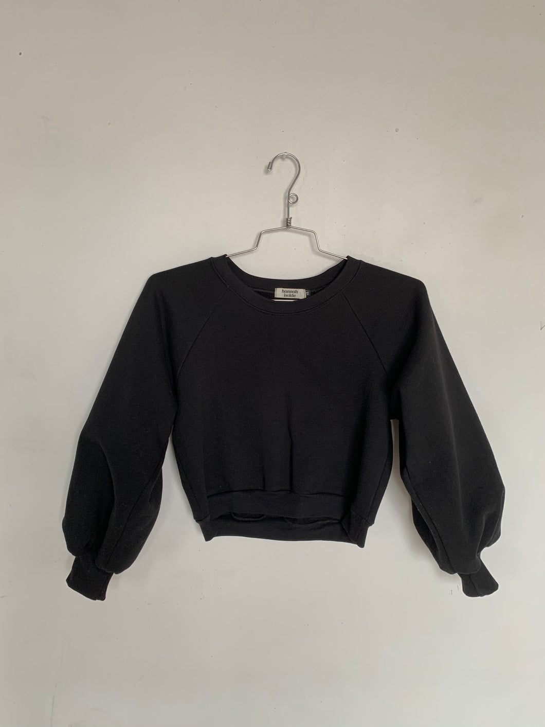 SIGRID Sweater - Black (Extra Small)