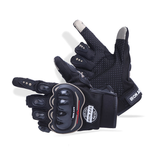 Motorcycle Gloves Touch Screen Capable