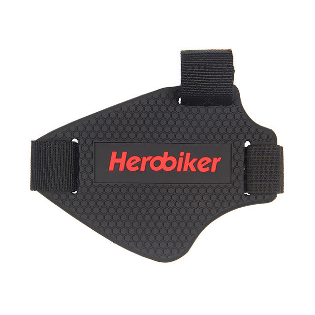 Rubber Motorcycle Gear Scuff Mark Protector