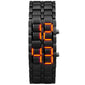 Aidis Creative Watch Digital LED Display Waterproof