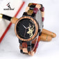 BOBO BIRD Bamboo Women Elk Watch